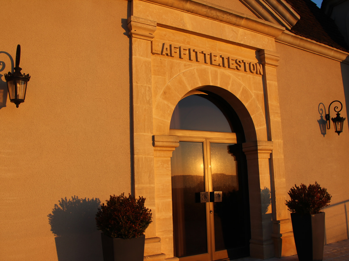chateau Laffitte Teston jean marc madiran